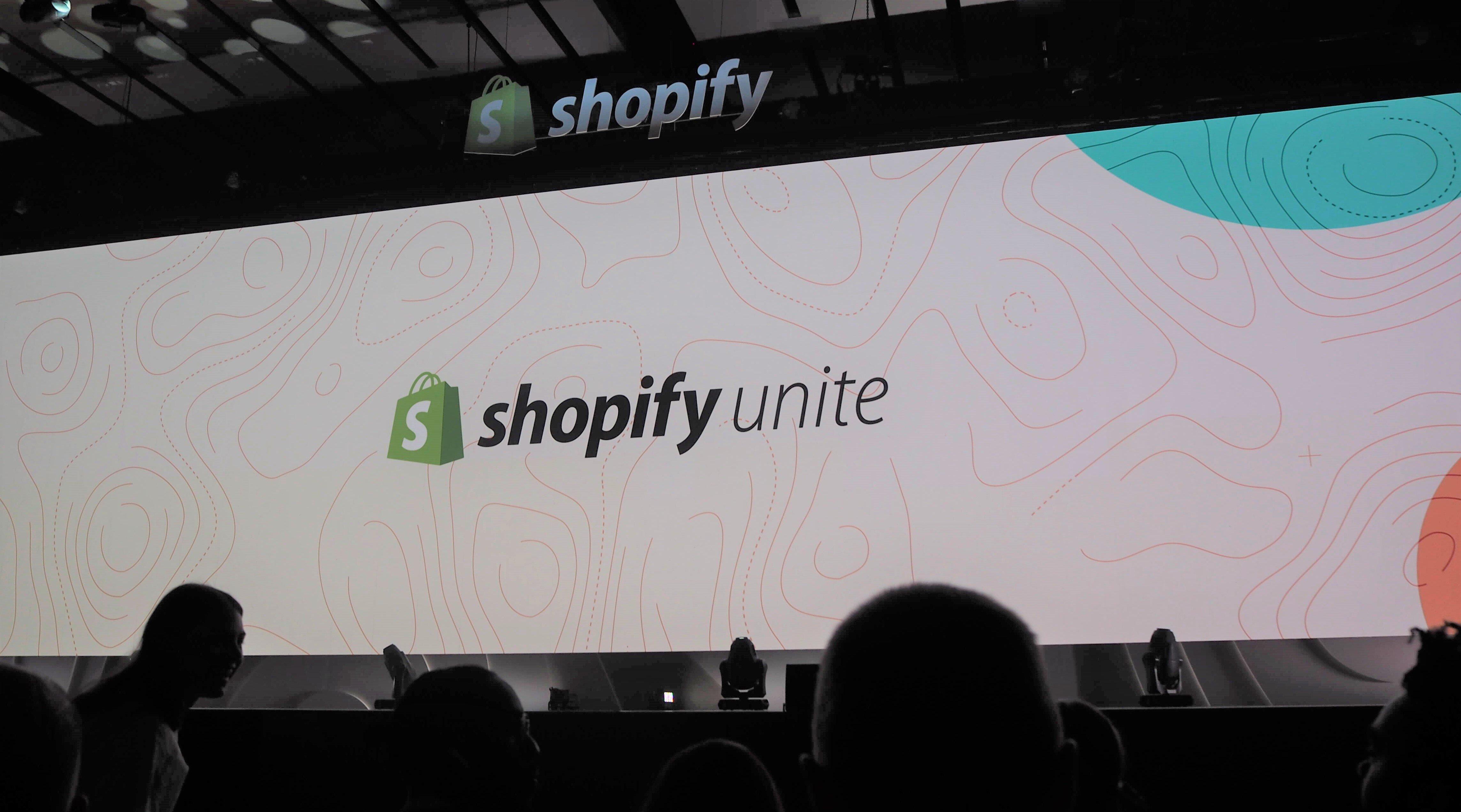 1000人以上が参加したShopify Unite