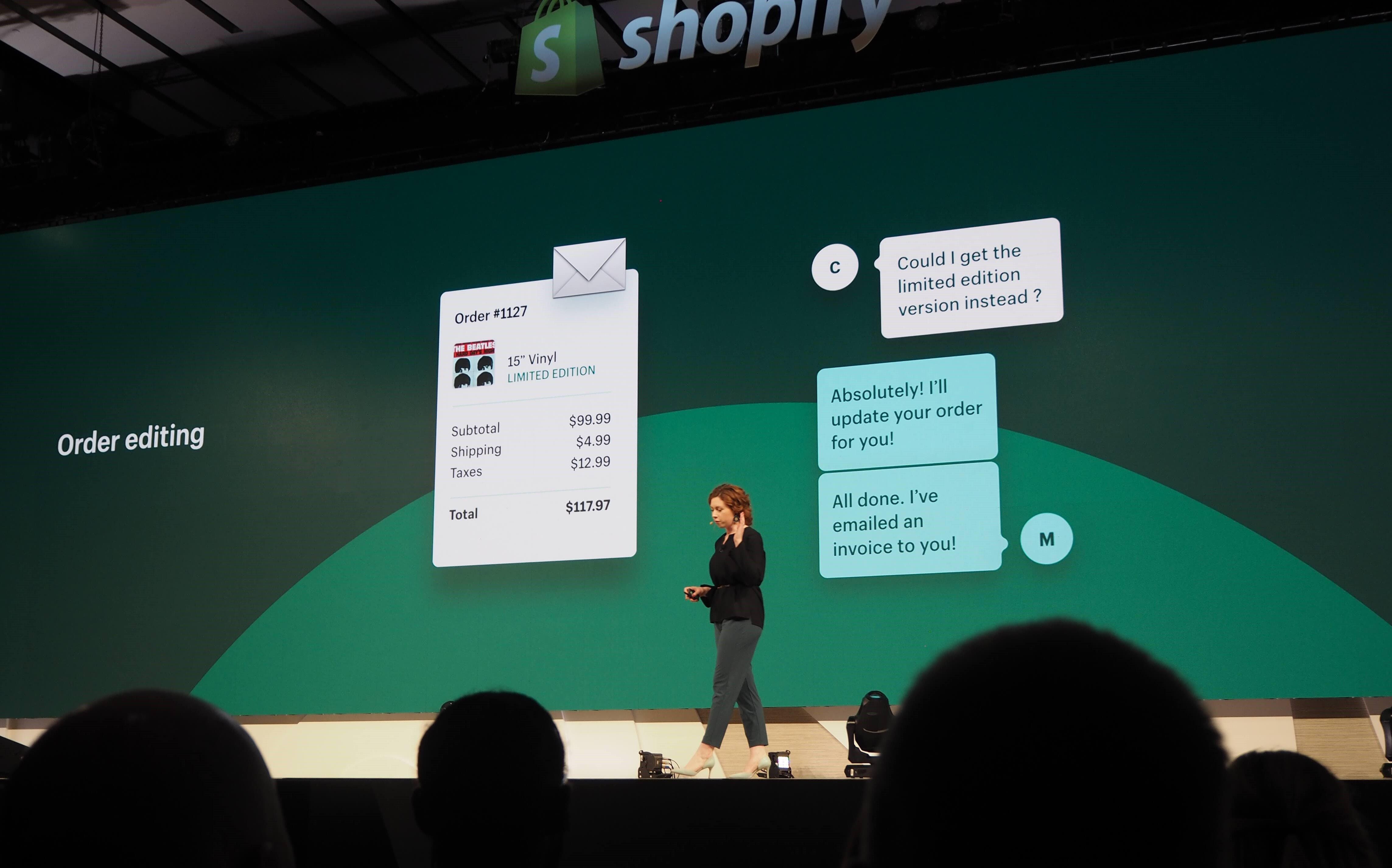 テクノロジーを使ったECバックオフィス業務の効率化にもShopifyは積極的
