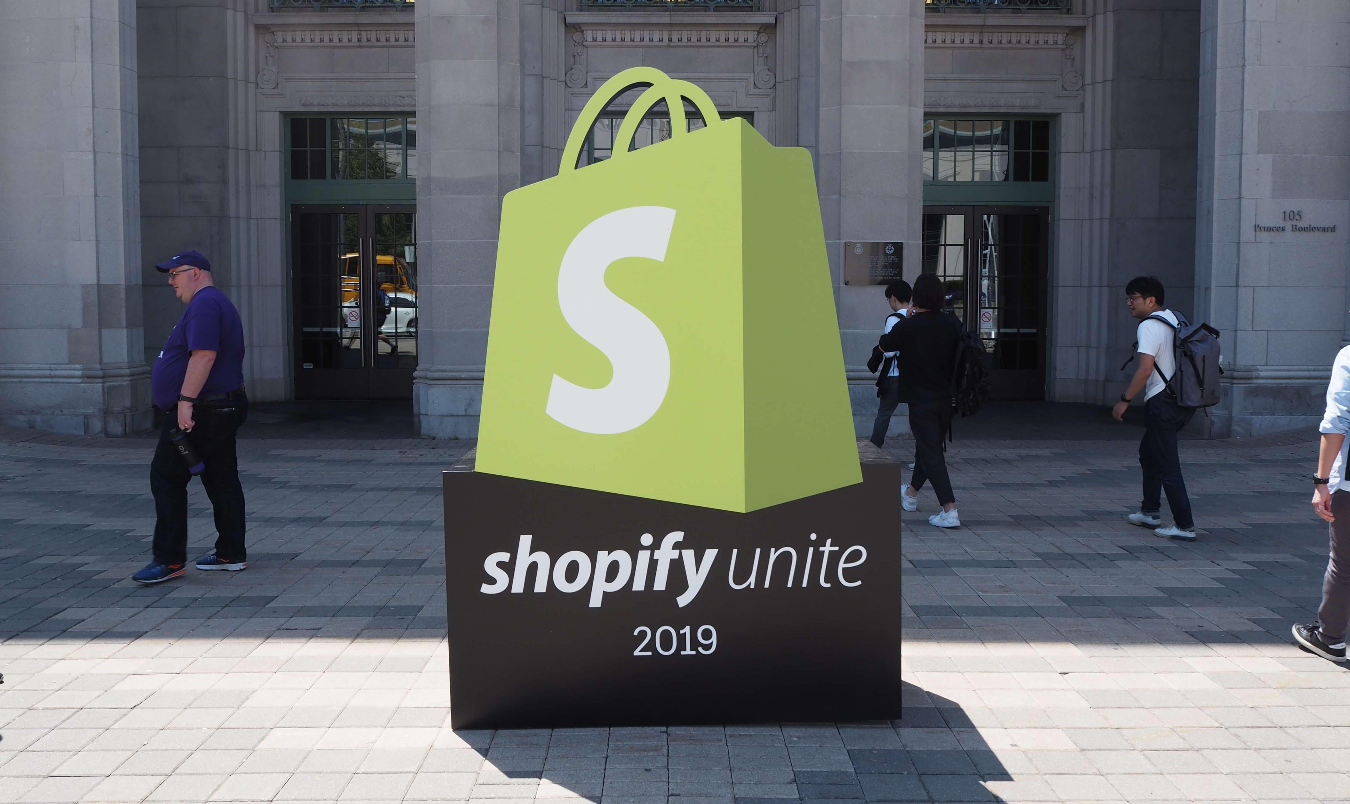 【レポート】Eコマース事業者必見の「#ShopifyUnite」に潜入してみた。
